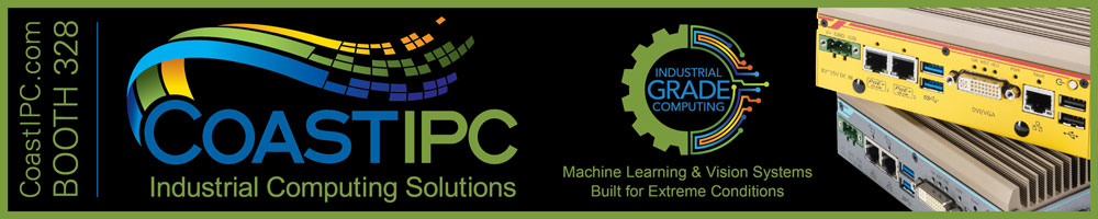 CoastIPC Industrial Computing Solutions for Machine Learning and Vision Systems