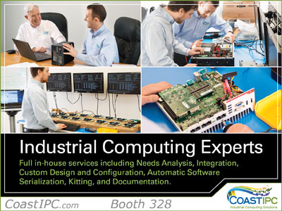 CoastIPC is a custom-solutions builder, with expertise ranging from the integration of Embedded Boards to the latest Fanless Machine Vision Solutions and Rackmount computers. Our solutions are used by Fortune 500 companies around the world, as well as small technology companies still in stealth mode. We can help you create a computing solution designed for your unique purpose and with your brand on it. What can CoastIPC build for you?